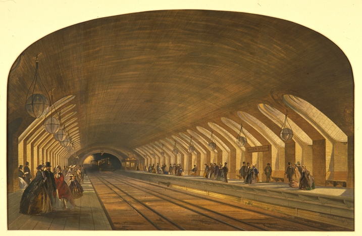 LRG_IMG_107_-Lithograph_of_Baker_Street_Station_on_the_Metropolitan_Railway