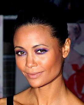 thandie-in-violet make up