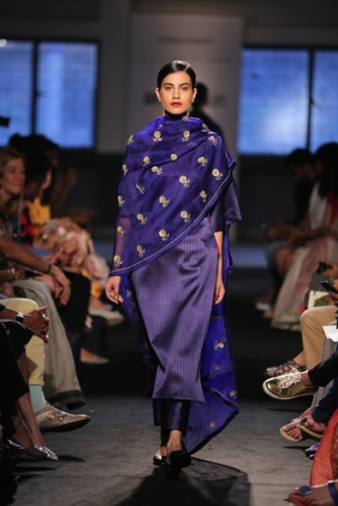 Raw Mango Sanjay Garg Amazon India Fashion Week SS16