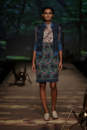 Varun Bahl Amazon India Fashion Week FW 2016